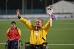 IPC Athletics Asia-Oceania Championships 2016 - Medal count 1st Iran, 2nd China, 3rd India - 01