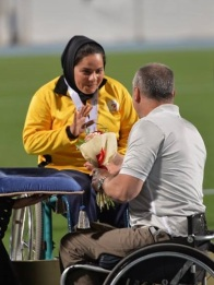 IPC Athletics Asia-Oceania Championships 2016 - Medal count 1st Iran, 2nd China, 3rd India - 04
