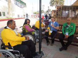 IPC Athletics Asia-Oceania Championships 2016 - Medal count 1st Iran, 2nd China, 3rd India - 06