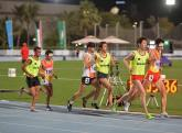 IPC Athletics Asia-Oceania Championships 2016 - Medal count 1st Iran, 2nd China, 3rd India - 10