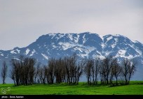 Marivan nature in early spring - Kurdistan Province, Iran - Photo credits: Dana Azarian / Tasnim News Agency