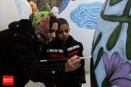 Tehran, Iran - Baharestan - Urban art event to welcome spring - 2016 (1394-1395) - 019