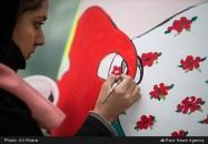 Tehran, Iran - Baharestan - Urban art event to welcome spring - 2016 (1394-1395) - 029