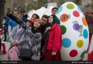 Tehran, Iran - Baharestan - Urban art event to welcome spring - 2016 (1394-1395) - 041