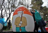 Tehran, Iran - Baharestan - Urban art event to welcome spring - 2016 (1394-1395) - 085