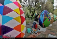 Tehran, Iran - Baharestan - Urban art event to welcome spring - 2016 (1394-1395) - 086