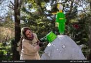 Tehran, Iran - Baharestan - Urban art event to welcome spring - 2016 (1394-1395) - 104