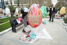 Tehran, Iran - Baharestan - Urban art event to welcome spring - 2016 (1394-1395) - 187
