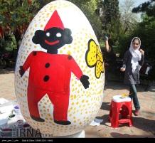 Tehran, Iran - Baharestan - Urban art event to welcome spring - 2016 (1394-1395) - 312