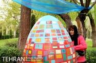 Tehran, Iran - Baharestan - Urban art event to welcome spring - 2016 (1394-1395) - 333