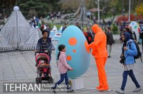 Tehran, Iran - Baharestan - Urban art event to welcome spring - 2016 (1394-1395) - 348