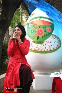 Tehran, Iran - Baharestan - Urban art event to welcome spring - 2016 (1394-1395) - 405