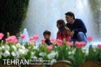 Park-e Shahr (City Park) in spring - Photo: Shayan Mehrabi / Tehran Picture Agency