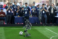 APphoto_Mideast Iran RoboCup