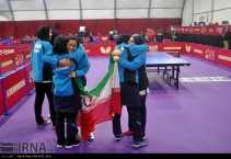 2016 World Team Table Tennis Championships - Iran - Gold medal in Third Division 01