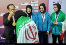 2016 World Team Table Tennis Championships - Iran - Gold medal in Third Division 05