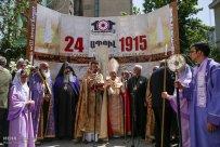 Armenian Genocide Anniversary - 1915-2016 - Commemoration in Iran, Tehran 10