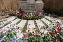 Armenian Genocide Anniversary - 1915-2016 - Commemoration in Iran, Tehran 11