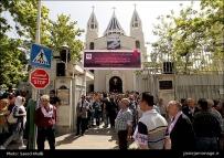 Armenian Genocide Anniversary - 1915-2016 - Commemoration in Iran, Tehran 19