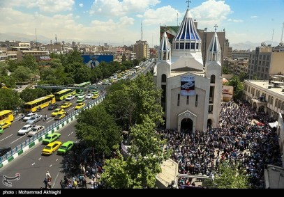 Armenian Genocide Anniversary - 1915-2016 - Commemoration in Iran, Tehran 24