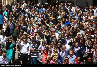 Armenian Genocide Anniversary - 1915-2016 - Commemoration in Iran, Tehran 30