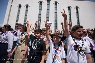 Armenian Genocide Anniversary - 1915-2016 - Commemoration in Iran, Tehran 36