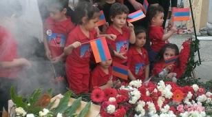 Armenian Genocide Anniversary - 1915-2016 - Commemoration in Iran, Tehran 40