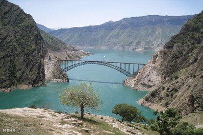 Chaharmahal and Bakhtiari, Iran - Ardal County - Beautiful nature in Landi Village 17