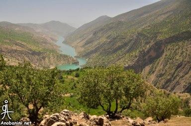 Chaharmahal and Bakhtiari, Iran - Ardal County - Beautiful nature in Landi Village 29