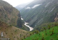 Chaharmahal and Bakhtiari, Iran - Ardal County - Beautiful nature in Landi Village 72