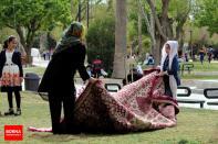 Fars, Iran - Sizdah Bedar 1395 (2016) in Shiraz 01