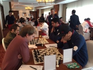 FISU World University Chess Championship 2016 - Iranian chess players