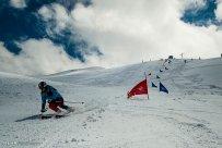 Snowboard competition in Dizin Ski Resort, Iran - April, 2016 (Photo credit: Mehr News Agency)