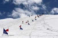 Snowboard competition in Dizin Ski Resort, Iran - April, 2016 (Photo credit: Amir Farzaneh / Young Journalists Club)