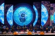 Music performance at the closing ceremony of the 34th Fajr International Film Festival held at Tehran's Vahdat Hall, Iran (Photo credit: IRNA)