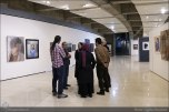 Jokal Festival 2016 - A painting exhibition for students and young artists in Tehran, Iran - 21