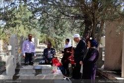 Zoroastrian Farvardinegan Ceremony 1395 (2016) in Iran - Tehran - 107