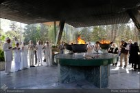 Zoroastrian Farvardinegan Ceremony 1395 (2016) in Iran - Tehran - 113