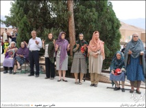 Zoroastrian Farvardinegan Ceremony 1395 (2016) in Iran - Yazd - 04