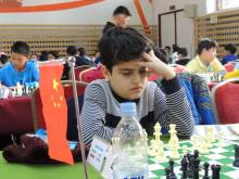 2016 Asian Youth Chess Championship - Mani Jahedi from Iran - 2
