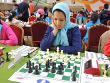 2016 Asian Youth Chess Championship - Seyede Setare Sebt Rasoul from Iran - 1