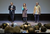 Fajr International Film Festival 2016 at Charsou Cineplex in Tehran, Iran - 08 - QA Session