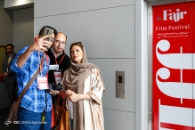 Fajr International Film Festival 2016 at Charsou Cineplex in Tehran, Iran - 15