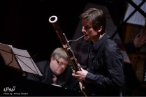 Tehran Contemporary Music Festival 2016 - Bert Helsen (Bassoon) and Geert Callaert (Piano) - 01 - Belgium