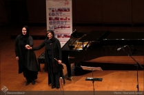Tehran Contemporary Music Festival 2016 - Firouzeh Navaei (Flute) and Daina Adama (Piano)