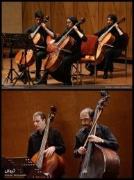 Tehran Contemporary Music Festival 2016 - Nilper Orchestra - 04 - Iran