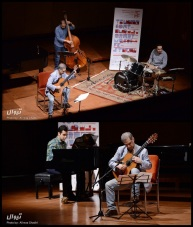 Tehran Contemporary Music Festival 2016 - O.R.P. (Ordinary Routine People) Quartet - 01a - Iran