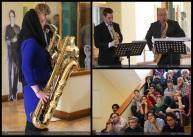 Tehran Contemporary Music Festival 2016 - Stockholm Saxophone Quartet - 02 - Sweden