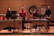 Tehran Contemporary Music Festival 2016 - Tehran Percussion Ensemble - 05 - Iran