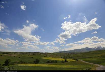 Ardabil, Iran - Spring days across Ardabil Province 69
